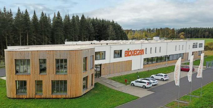 Edificio de Biovegan