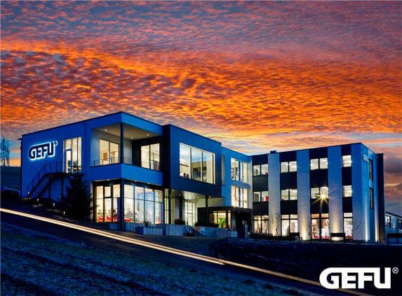 instalaciones de Gefu