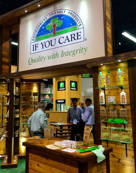 Stand de If You Care