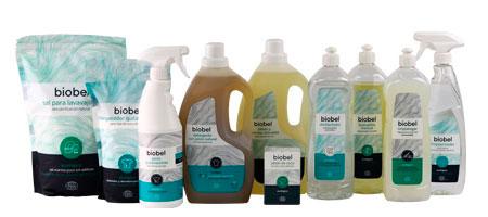 productos ecológicos Biobel
