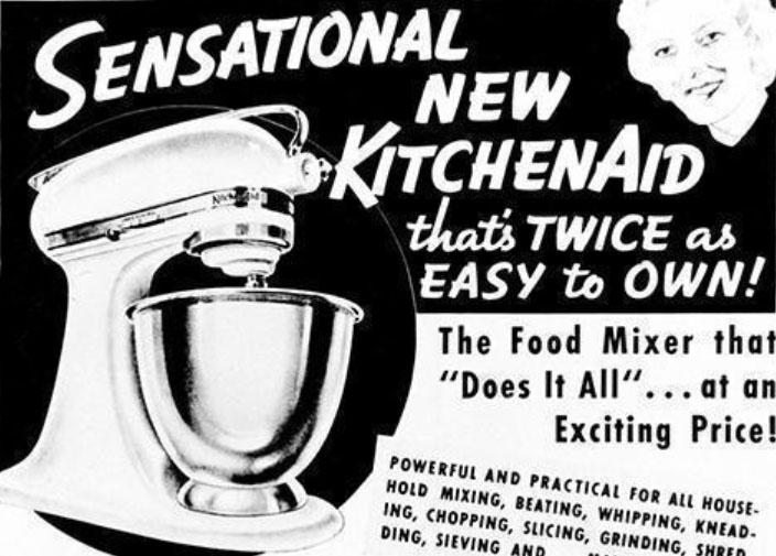 KitchenAid, procesador clásico