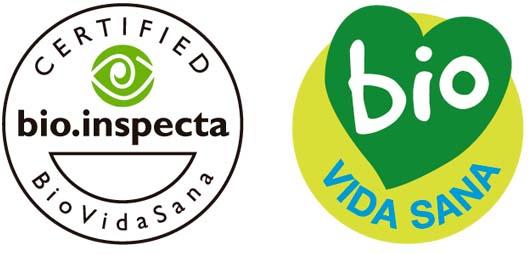 logos certificaciones amapolabio