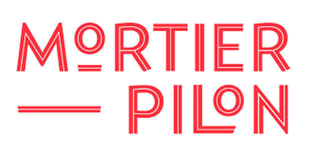 logo mortier pilon