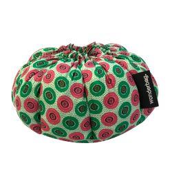 Wonderbag grande - Rosa Batik