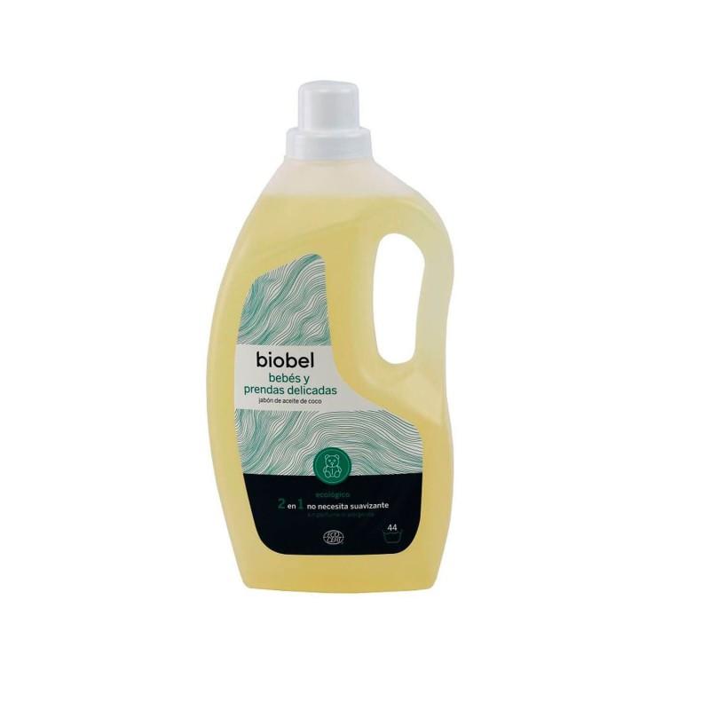 Detergente ecológico ropa bebé y prendas delicadas - 1,5 l