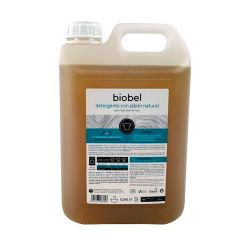Detergente líquido ecológico, 5 l - Biobel