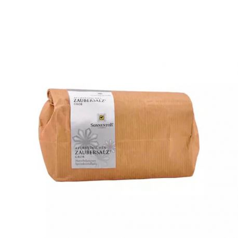 Sal ayurvédica, fina (1 kg) - Sonnentor