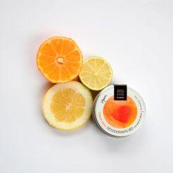 """Desodorante en crema """"Frescor Cítrico"""" - Amapola Biocosmetics"""