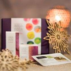 "Caja regalo ""Pack Iluminador"" - Amapola Bioscosmetics"