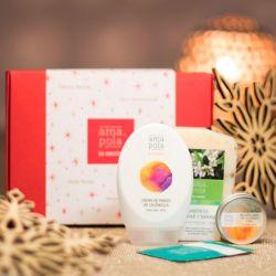 "Caja regalo ""Pack Amigo Invisible"" - Amapola Biocosmetics"