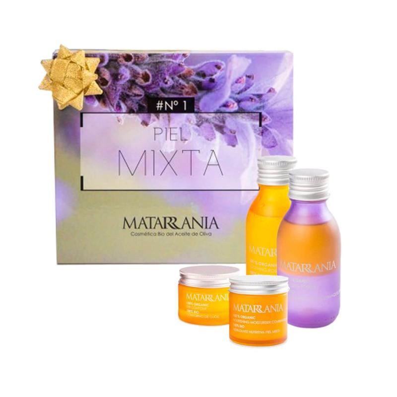 """Caja regalo """"Pack Piel Mixta"""" - Matarrania"""