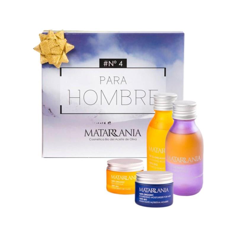 """Caja regalo """"Pack Hombre"""" - Matarrania"""