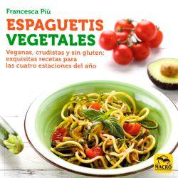"Libro ""Espaguetis Vegetales"" - Francesca Più"