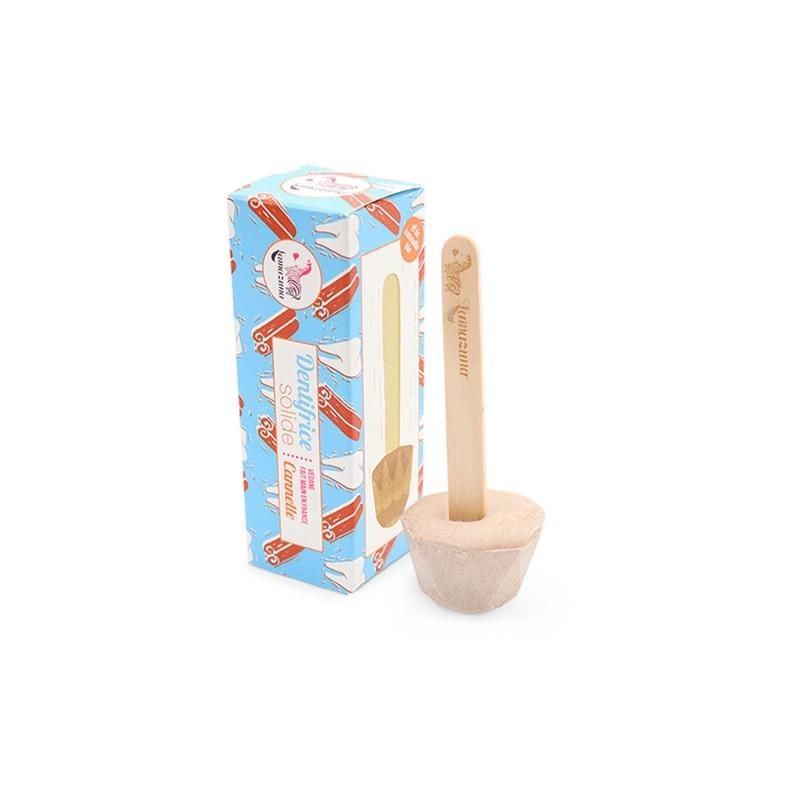 Pasta de dientes sólida - Canela