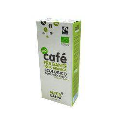 Café molido ecológico Fragante - 250 g