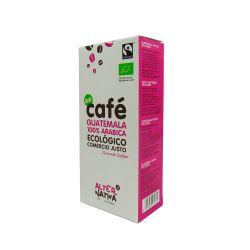 Café molido ecológico Guatemala - 250 g