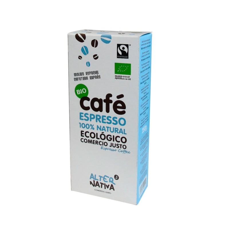 Café molido ecológico Expresso - 250 g