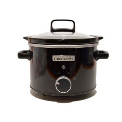 Crock Pot 2,4 litros, sin temporizador - Outlet