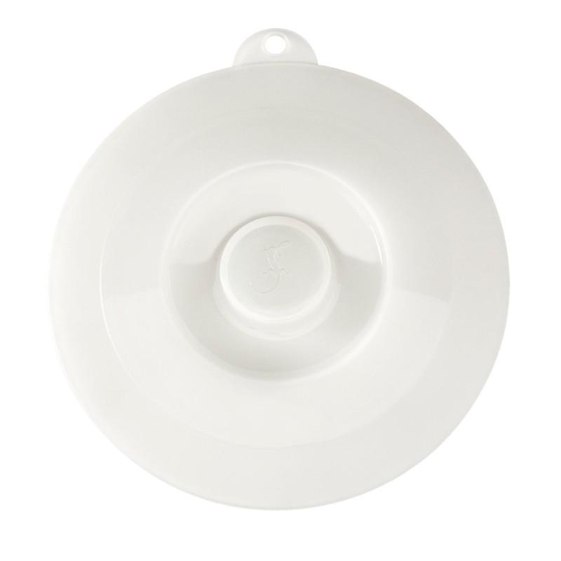 Tapa semirrígida redonda silicona platino 21 cm - Lurch