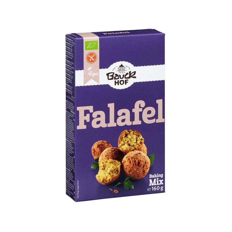 Falafel - Bauckhof, agricultura biodinámica Demeter -