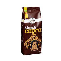 Muesli crujiente con chocolate negro, ecológico - Bauckhof