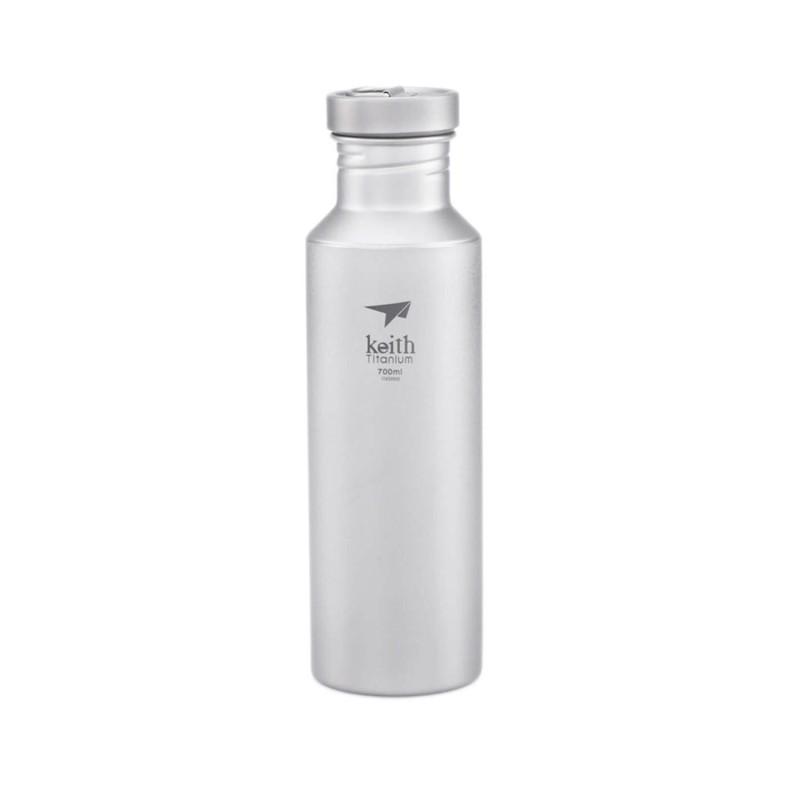 Botella de titanio sport 700 ml - Keith