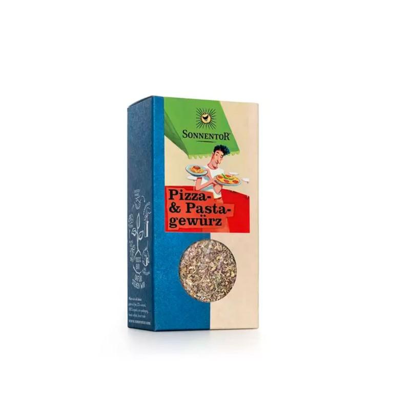 Mezcla de especias ecológicas para pizza y pasta - Sonnentor