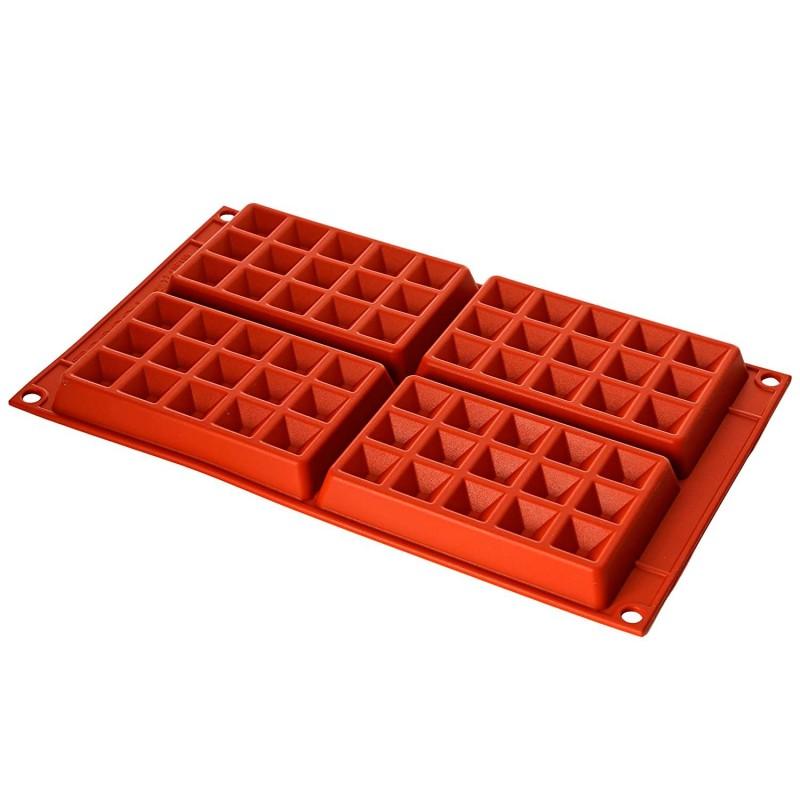 Molde para gofres de silicona - Silikomart