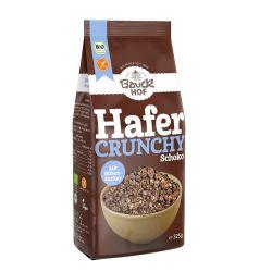 Muesli crujiente de avena con chocolate sin gluten, ecológico - Bauckhof