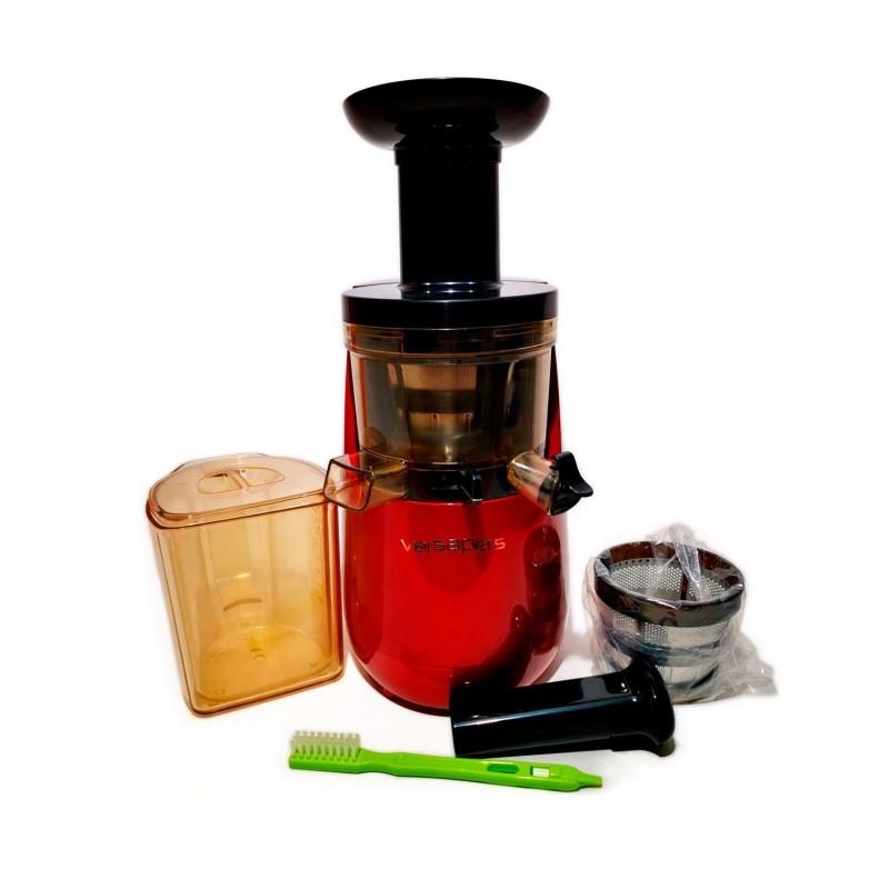 Extractor de zumos Versapers 4G PLUS Rojo - Outlet