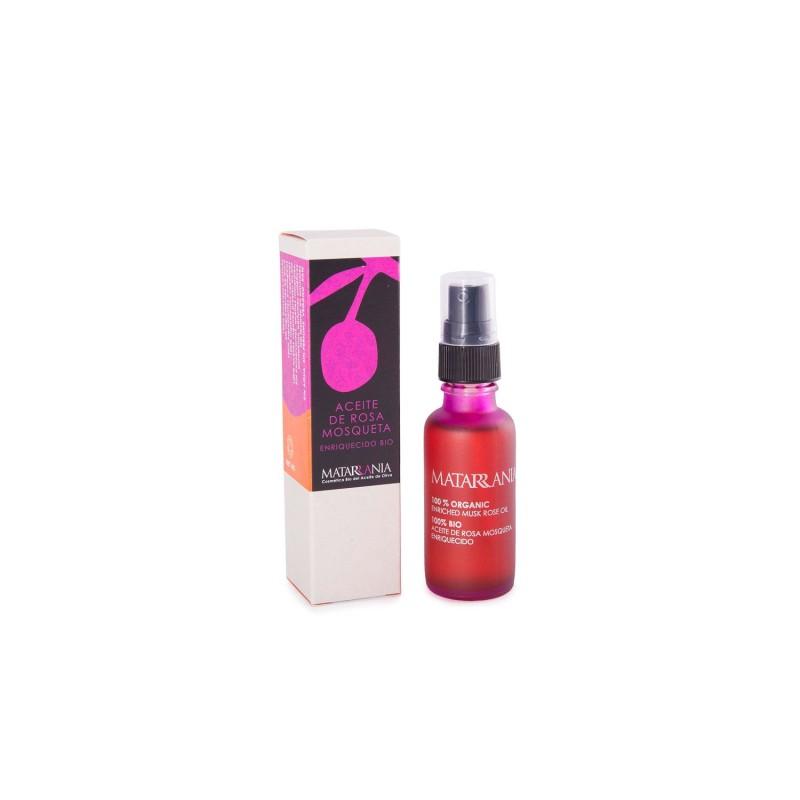 Aceite de rosa mosqueta enriquecido ecológico - Matarrania