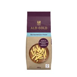 Macarrones ecológicos, 500 g - Alb Gold