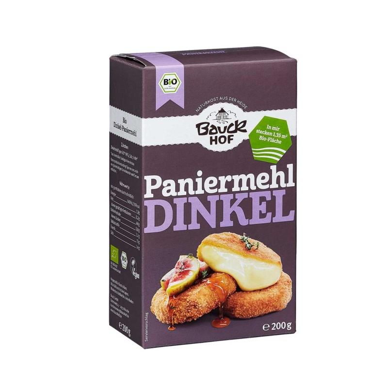 Pan rallado de espelta ecológico - Bauckhof