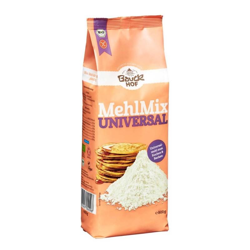 Mezcla harinas sin gluten todo uso, ecológica - Bauckhof