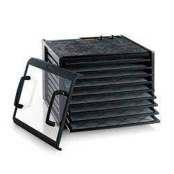 Deshidratador Excalibur 9 bandejas con temporizador manual y tapa transparente