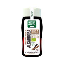 Sirope de algarroba ecológico - Naturgreen