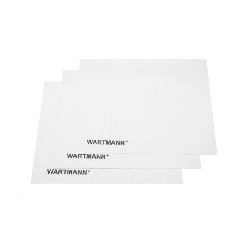Pack 3 láminas para deshidratador Wartmann
