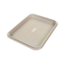 Molde perforado de silicona platino para focaccia - Silikomart