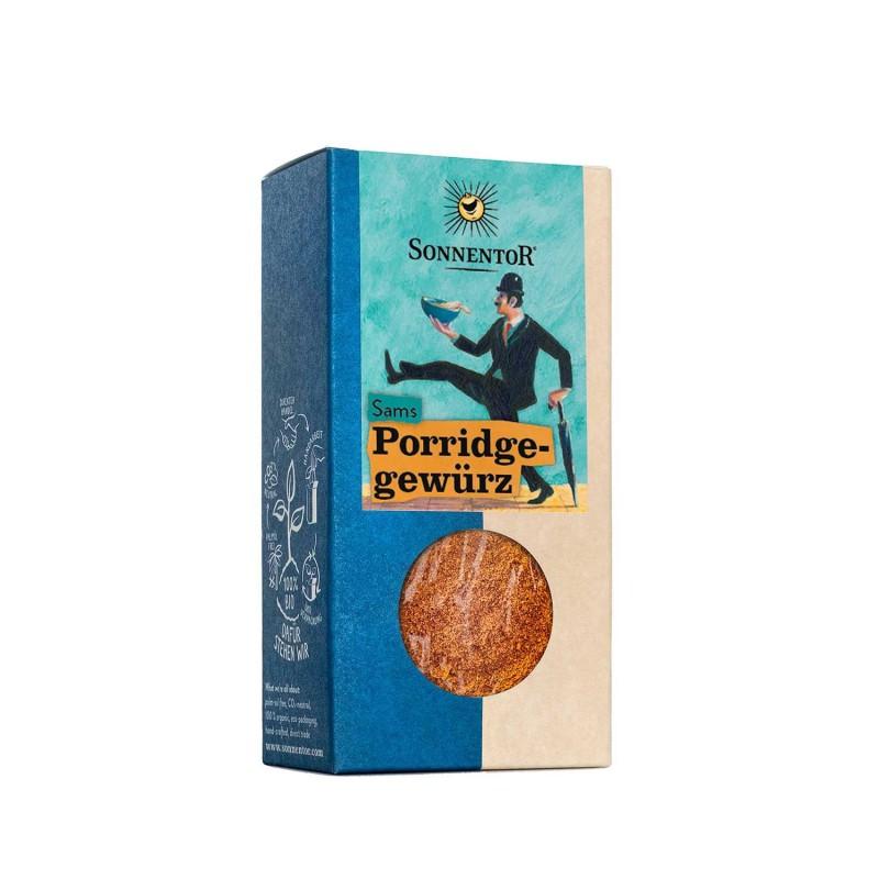 Mezcla de especias ecológicas para porridge - Sonnentor