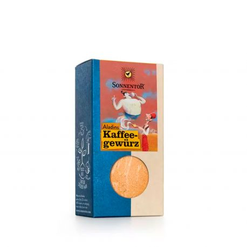 Mezcla de especias ecológicas para café - Sonnentor
