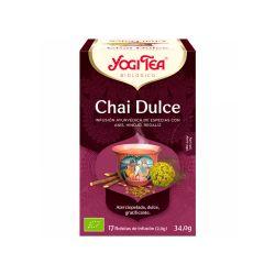 Infusión ecológica Chai Dulce - Yogi Tea