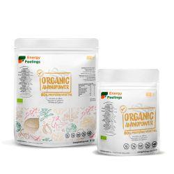 Organic aminopower ecológico - 80% proteína