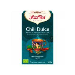 Infusión ecológica Chili Dulce - Yogi tea