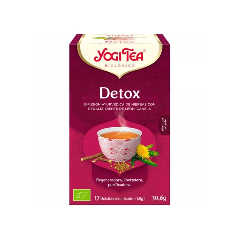 Infusión ecológica Detox - Yogi Tea