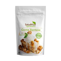 Goma Xantana en polvo - Salud Viva