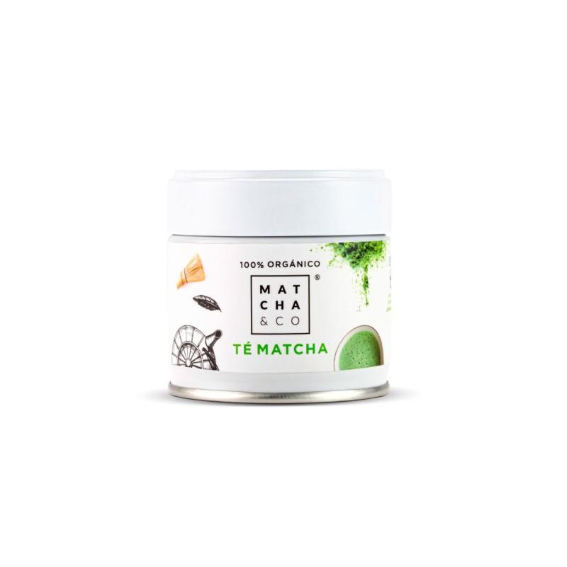 Té Matcha ecológico - Matcha & Co