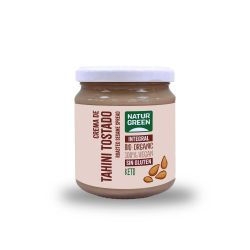 Tahini tostado ecológico, sin gluten