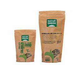 Semillas de calabaza ecológicas - Naturgreen