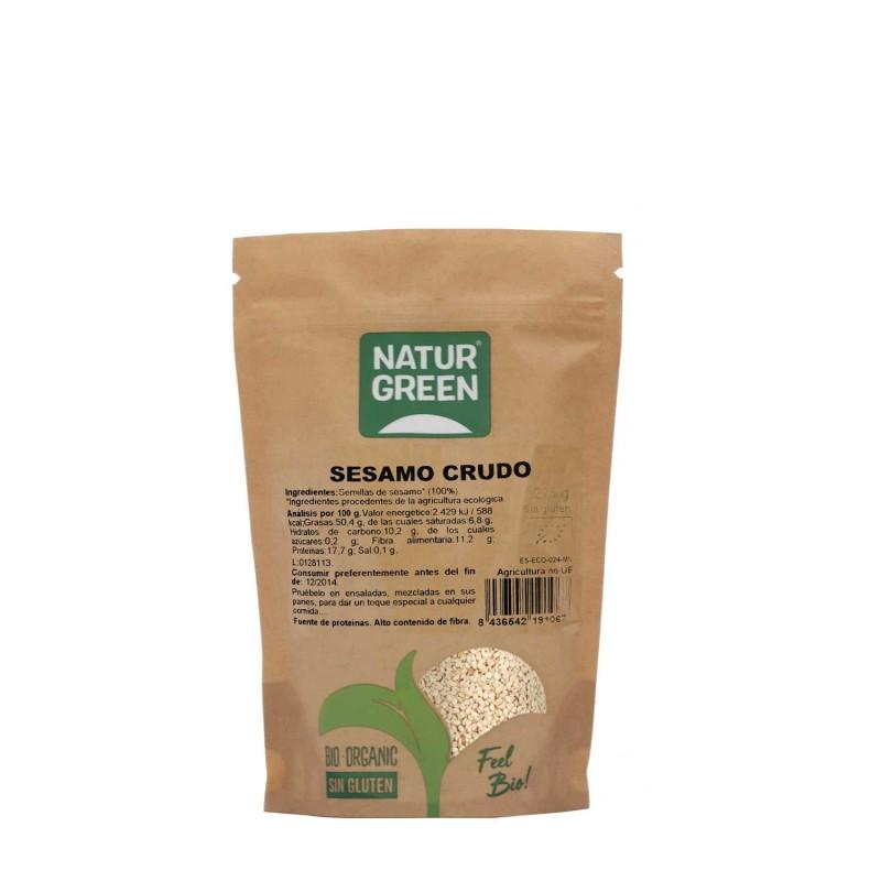Semillas de sésamo crudas ecológicas - Naturgreen