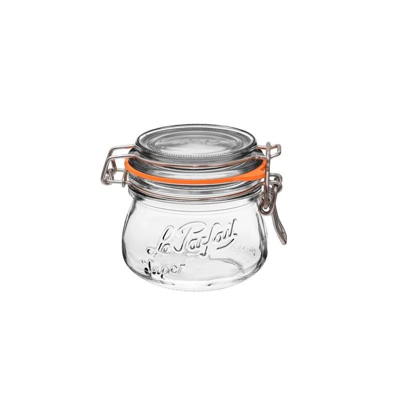 Tarro de cristal hermético Super Le Parfait - 250 ml